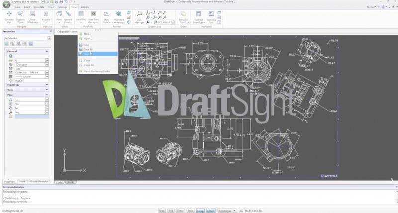 DraftSight Eğitimi