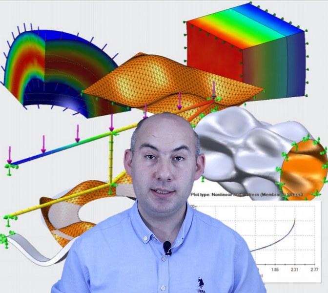 SOLIDWORKS Simulation Premium Eğitimi